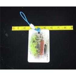 UHF tarjetas de aparcamiento