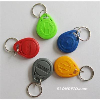 ABS RFID Keychains