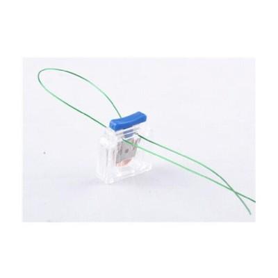 125KHz Rfid Etiquetas inteligentes plástico del sello / Cable Tag