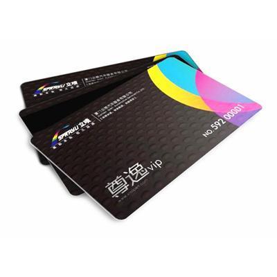 PVC Etiqueta RFID 13,56 MHz inteligente / PET I-CODE RFID Smart Card