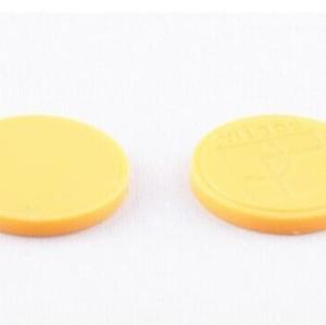 Shell ABS inteligente RFID Tag RFID Etiquetas inteligentes Coin