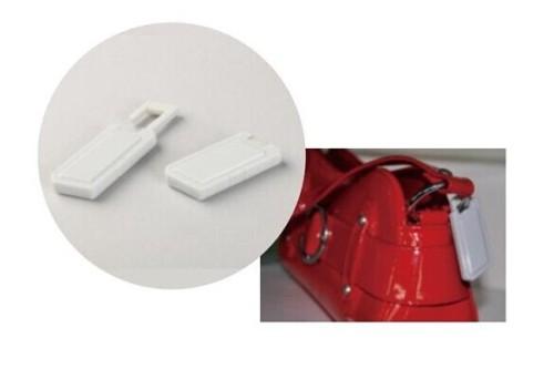 860 ~ 960 Hook ABS Tag RFID Etiquetas inteligentes