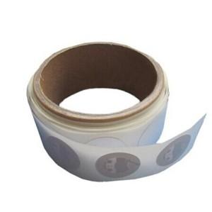 Rfid Etiquetas inteligentes OEM PET / papel HF