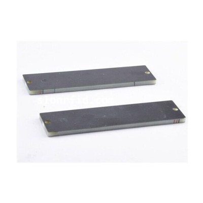 FR-4 Material Base 860 ~ 960 MHz RFID Etiqueta metálica