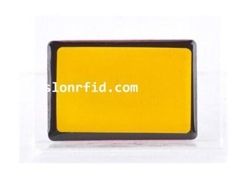 Etiqueta RFID HF Glue Metal, 13,56 Con NTAG 203 Viruta