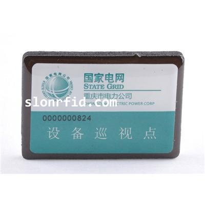203 / NXP Mifare 1k / ultraligero etiqueta RFID Metal, HF Glue metal Etiqueta