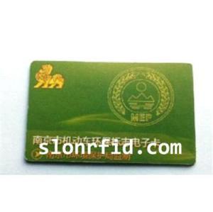 860 ~ 960MHz Ceramic metal Rfid Etiqueta ISO18000-6C H3 Extranjero / Monza 4