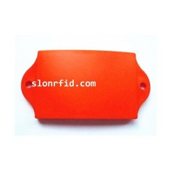 PE / ABS Cilindros 13,56 Gas etiqueta RFID Etiqueta metal