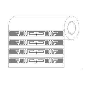 UHF Extranjero 9640 Etiqueta RFID Etiqueta Etiquetas quejas con EPC C1G2