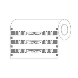 PET / Coated Paper RFID Sticker Tags, UHF Impinj E51 Sticker Tag