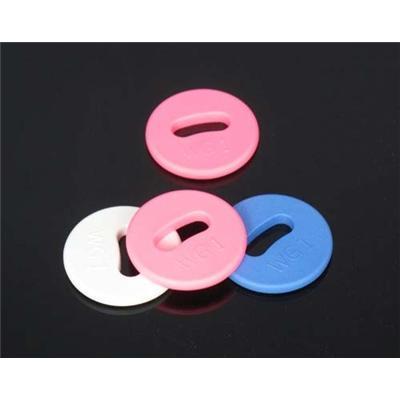 LF / HF / UHF RFID de lavandería Etiquetas