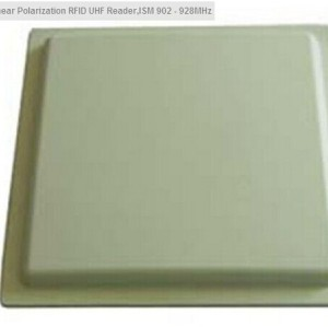 UHF 12dBi Polarización Lineal RFID UHF lector, ISM 902 - 928 MHz