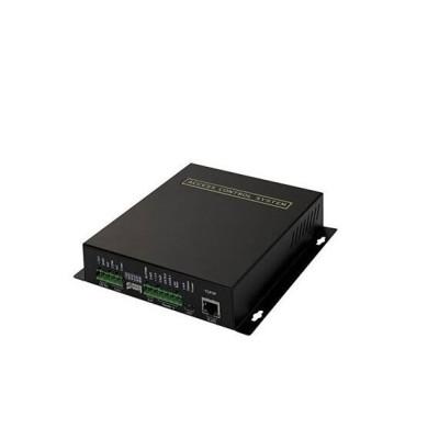 Sistema de control de acceso de la puerta de red TCP / IP