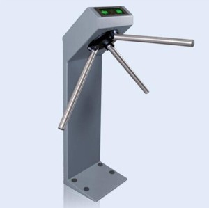 Totalmente Automático Vertical puerta torniquete trípode SL-104
