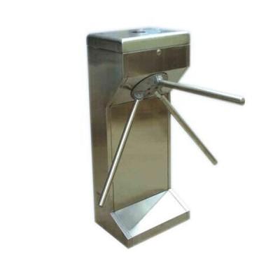 Puerta bidireccional del torniquete del trípode del acero inoxidable