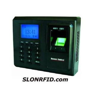 Controlador del sistema de control de acceso por huella digital