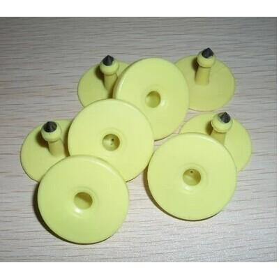 RFID动物耳标 RFID电子耳标  F08复旦芯片
