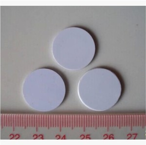 13.56MHZ M1芯片的PVC RFID钱币卡RFID标签