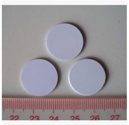 低频T5577的RFID PVC钱币卡的RFID标签
