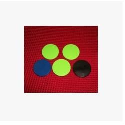 13.56MHZ FM1108芯片的RFID按钮标签的RFID标签
