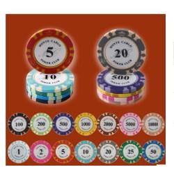 赌场筹码 ICODE2芯片 定制设计 ICODE
