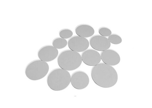 125khz RFID ПВХ монета T5577 чипы метки
