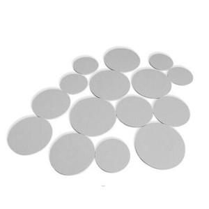 13.56MHz HF RFID ПВХ монета I-CODE2 чипы метки