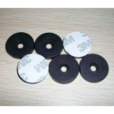 25MM圆RFID抗金属标签ABS外壳IS014443A协议MF1S50设备巡检标签
