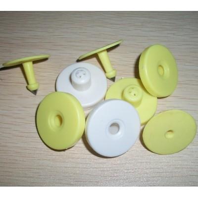 可擦写NFC标签 原装NTAG203芯片动物耳标 支持三星LG黑莓 猪耳标