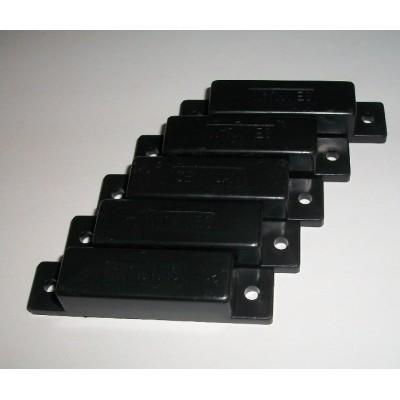 SLRFID6515 RFID抗金属电子标签UHF EPC G2带螺丝孔抗金属标签