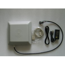 SL900A 915MHZ超高频远距离一体化读写器3-8米读卡器RS232通讯 自动识别管理