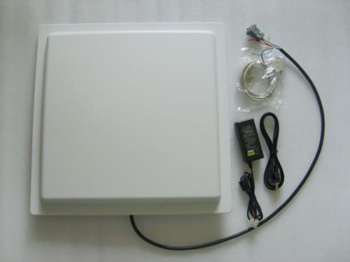 SL900L uhf远距离读卡器10-15米超高频无源一体化读卡器RS485通讯 自动识别