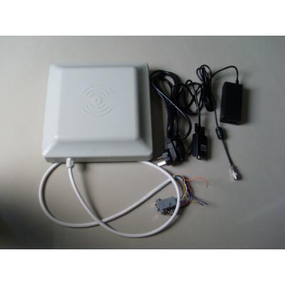 SL900A型超高频远距离一体化读写器3-8米远距离读卡器WG26输出 自动识别管理