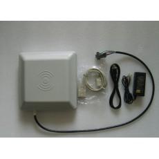 SL900A UHF一体化读写器RFID远距离读卡器3-8米长距离读卡器RS485 远程无线射频识别