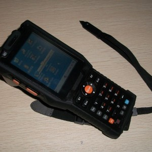 SL900H 超高频UHF工业级手持终端5米远距离手持机RFID远距离读卡器