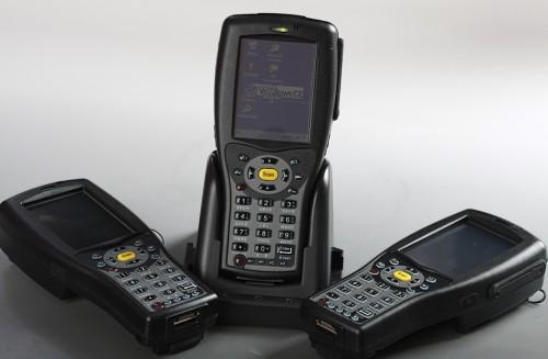SL900G超高频UHF ISO18000-6C/6B工业级手持终端1-2远距离手持机