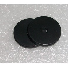 SLRFID巡更扣圆20毫米13.56MHZ高频IS14443A协议Mifare1 S50芯片钱币卡圆形卡