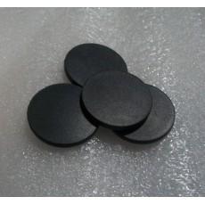 SLRFID巡更扣22MM直径13.56MHZ高频IS14443A协议Mifare1 S50芯片ABS材质钱币卡