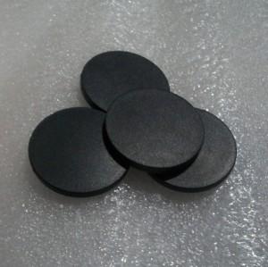 SLRFID-HF钱币卡30MM圆Mifare1 S50芯片钱币卡IC圆形卡ABS外壳道闸专用卡IC门票卡