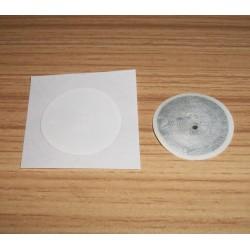 25MM圆13.56MHZ高频ISO15693协议NXP ICODE2芯片不干胶电子标签