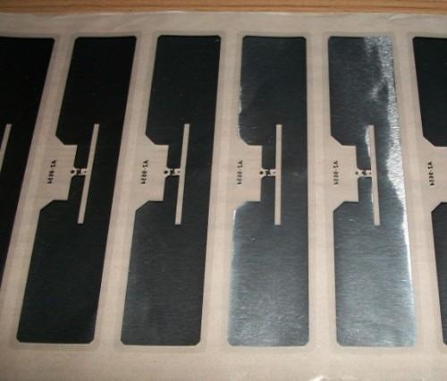 UHF电子标签 915MHZ超高频电子标签Alien H3芯片不干胶电子标签