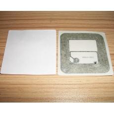 50MM方形NFC电子标签 ISO14443A 13.56MHz mifare 1K RFID标签