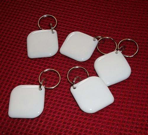 菱形乳白色,安卓智能NFC标签NTAG203通用NFC索尼三星NFC电子标签