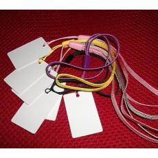 40*25MM 13.56MHZ高频ISO14443A协议NXP MIFARE 1 S50吊牌标签