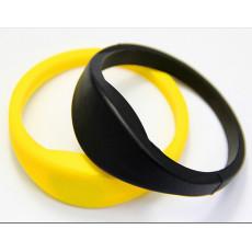 ID手表卡 国产IC芯片硅胶手腕带 进口硅胶手腕带 RFID硅胶手腕带