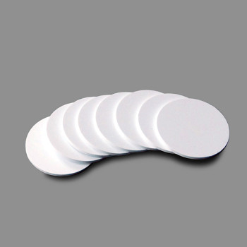 E-cards 13.56MHZ ISO15693 NXP I-CODE2 RFID chip card round coin card