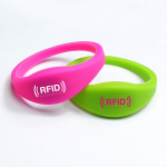 RFID sauna bath hand hand hand fitness 125khz wrist band TK4100 chip