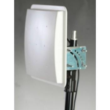 RFID UHF passive UHF circularly polarized antenna split reader external antenna 3-5 m 8dbi