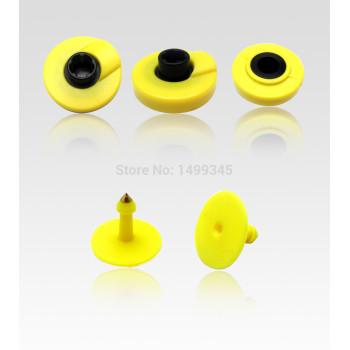 Newarrival ISO11784/11785 134.2khz FDX-B RFID Electronic ear tags for animal RFID Electronic ear tags for animal EM4305