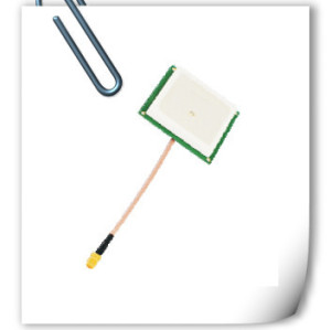 4dbi UHF RFID Ceramic Antenna with SMA Connecter for Building in UHF RFID Short Reading Range Reader